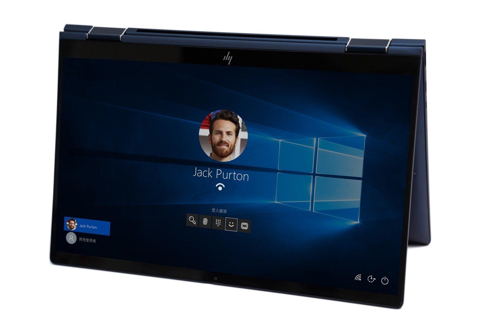 輕薄、變形、觸控三合一 HP Elite Dragonfly 商務翻轉筆電開箱評測 @3C 達人廖阿輝