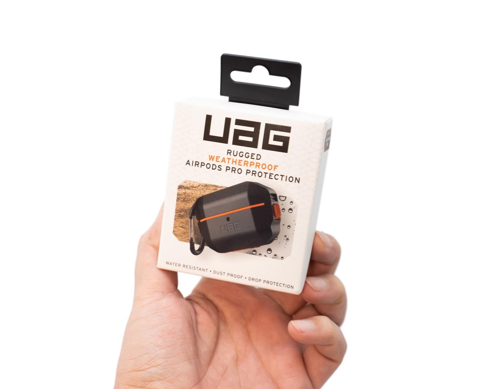 耳機也有軍裝保護!UAG AirPods Pro 軍規防水保護殼 @3C 達人廖阿輝