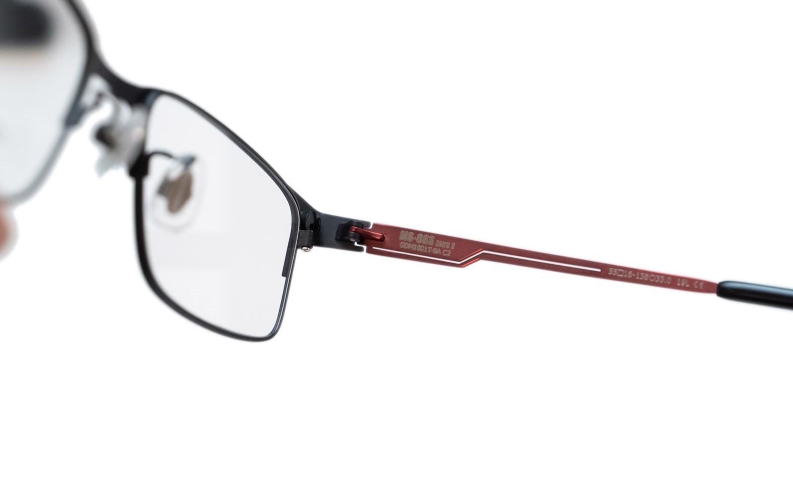 鋼彈 x OWNDAYS  限量造型鏡框入手分享!(RX-78-2 / 夏亞專用 ZAKU-II 兩款)@3C 達人廖阿輝