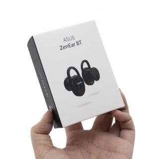 華碩也出真無線藍牙耳機啦!ASUS ZenEar BT 藍牙耳機開箱分享!IPX4 防潑水 / 20 小時電力 @3C 達人廖阿輝