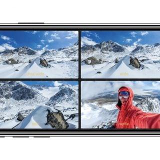 iPhone 雙鏡頭錄影來了!DoubleTake 免費下載安裝就有! @3C 達人廖阿輝