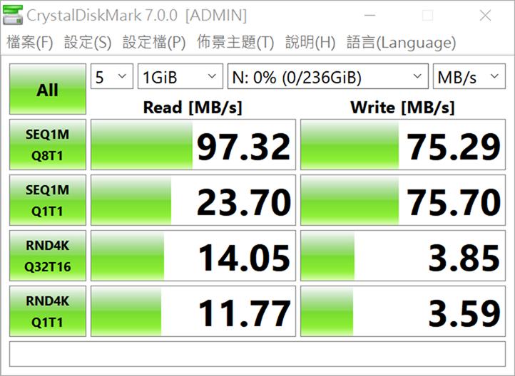 這張記憶卡好嗎?達墨 256G MicroSDXC 記憶卡 (U3/A1) 手機電腦實測 @3C 達人廖阿輝