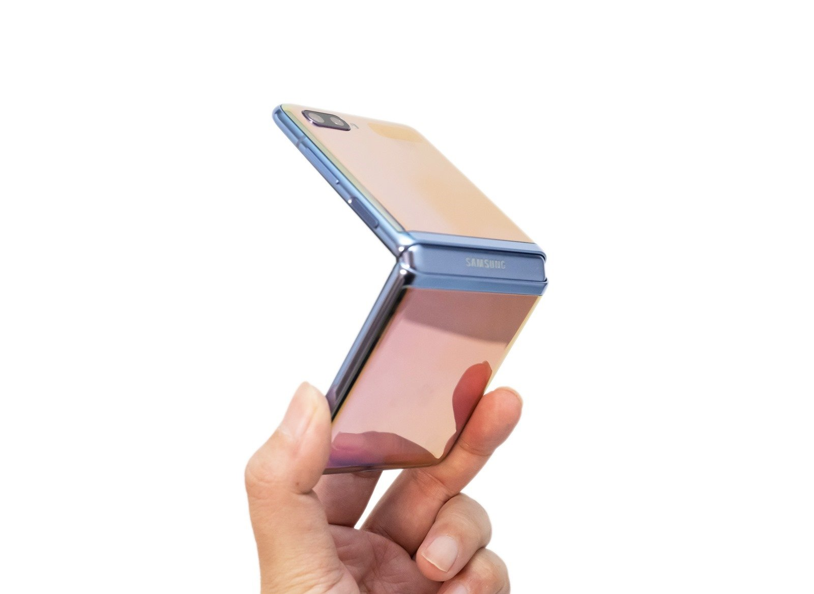 三星最美折疊機 Galaxy Z Flip 性能電力表現如何實測給你看!+ 頑美紫實拍照分享 @3C 達人廖阿輝
