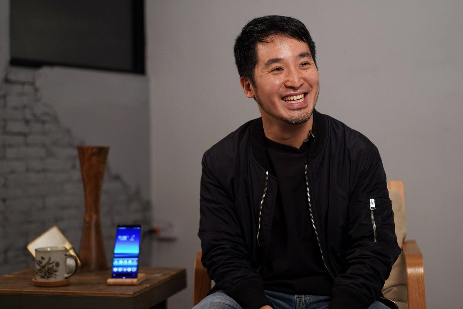 Sony Mobile 攜手知名導演李中 完美詮釋「大師視野」以大師級手機 Xperia 1 捕捉生活笑料 讓精采電影無所不在 @3C 達人廖阿輝