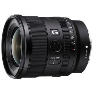 Sony FE 20mm F1.8 G 大光圈超廣角定焦鏡頭 輕量設計再進化 優異畫質 傑出散景 動靜拍攝一鏡掌握 @3C 達人廖阿輝