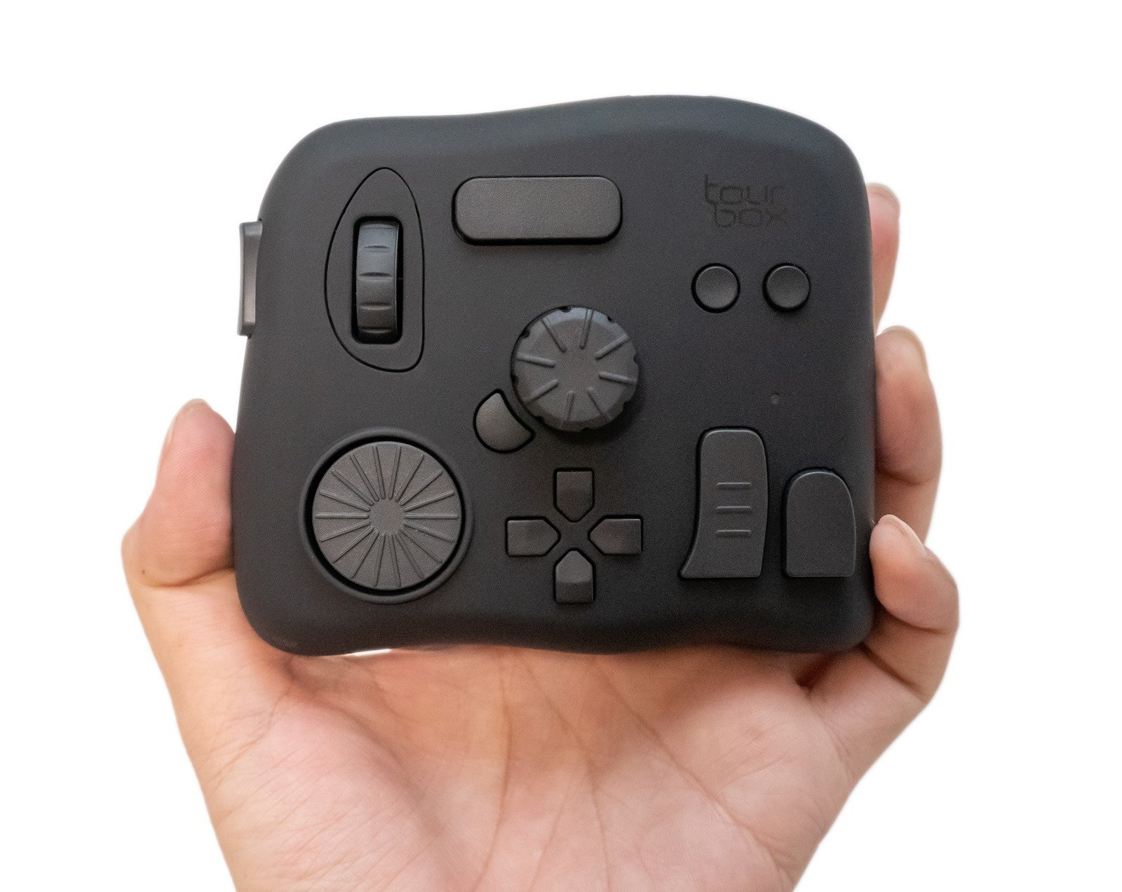 強化創作速度的最佳利器 TourBox 開箱全面評測!還有超乎想像的特殊應用 @3C 達人廖阿輝