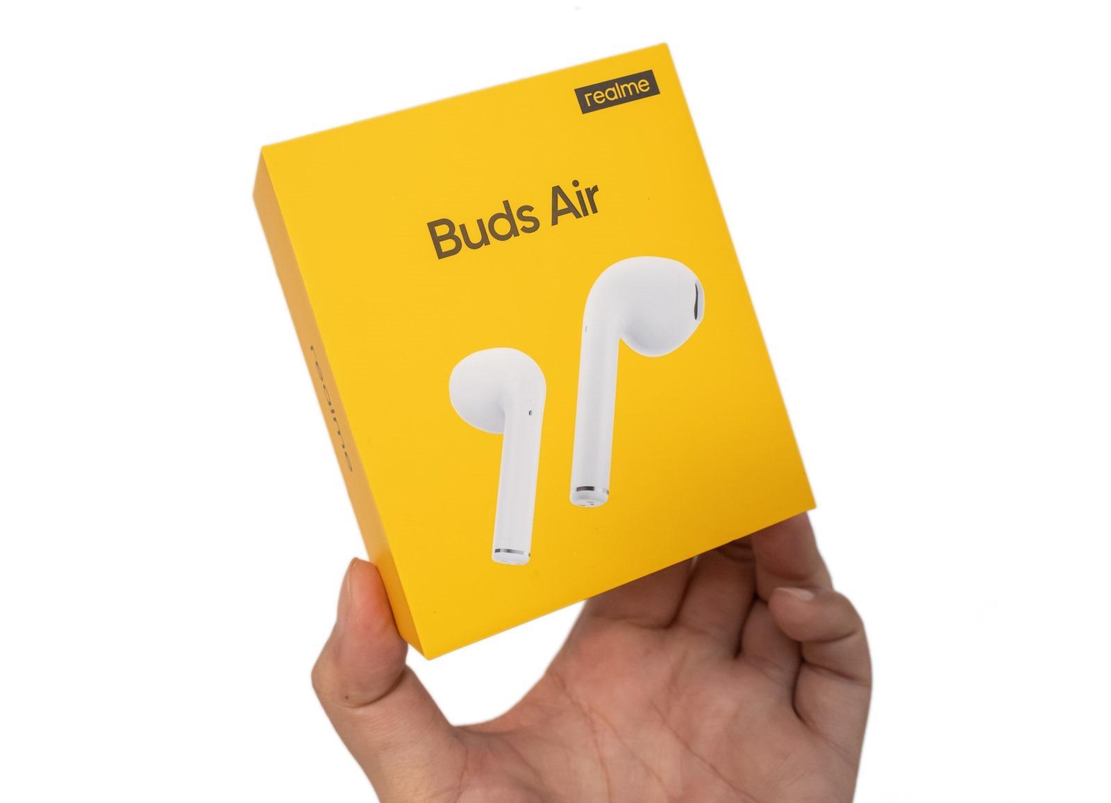 斷開你的線!真無線藍牙耳機 realme Buds Air、支援無線充電、高 CP 值價格推薦 @3C 達人廖阿輝