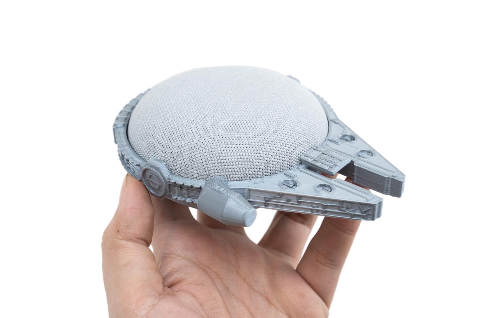 讓 Google Nest Mini 智慧喇叭不只聰明還更帥氣!超過 10 種 3D 列印配件推薦! @3C 達人廖阿輝