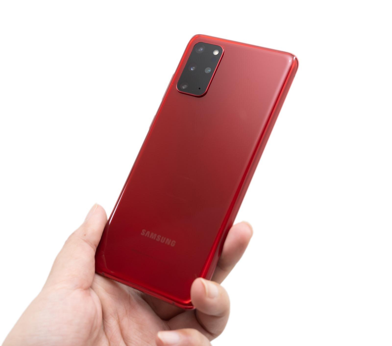 超美三星 Galaxy S20+『Jennie RED』紅色限定版!!台灣沒賣一樣開箱給你看! @3C 達人廖阿輝