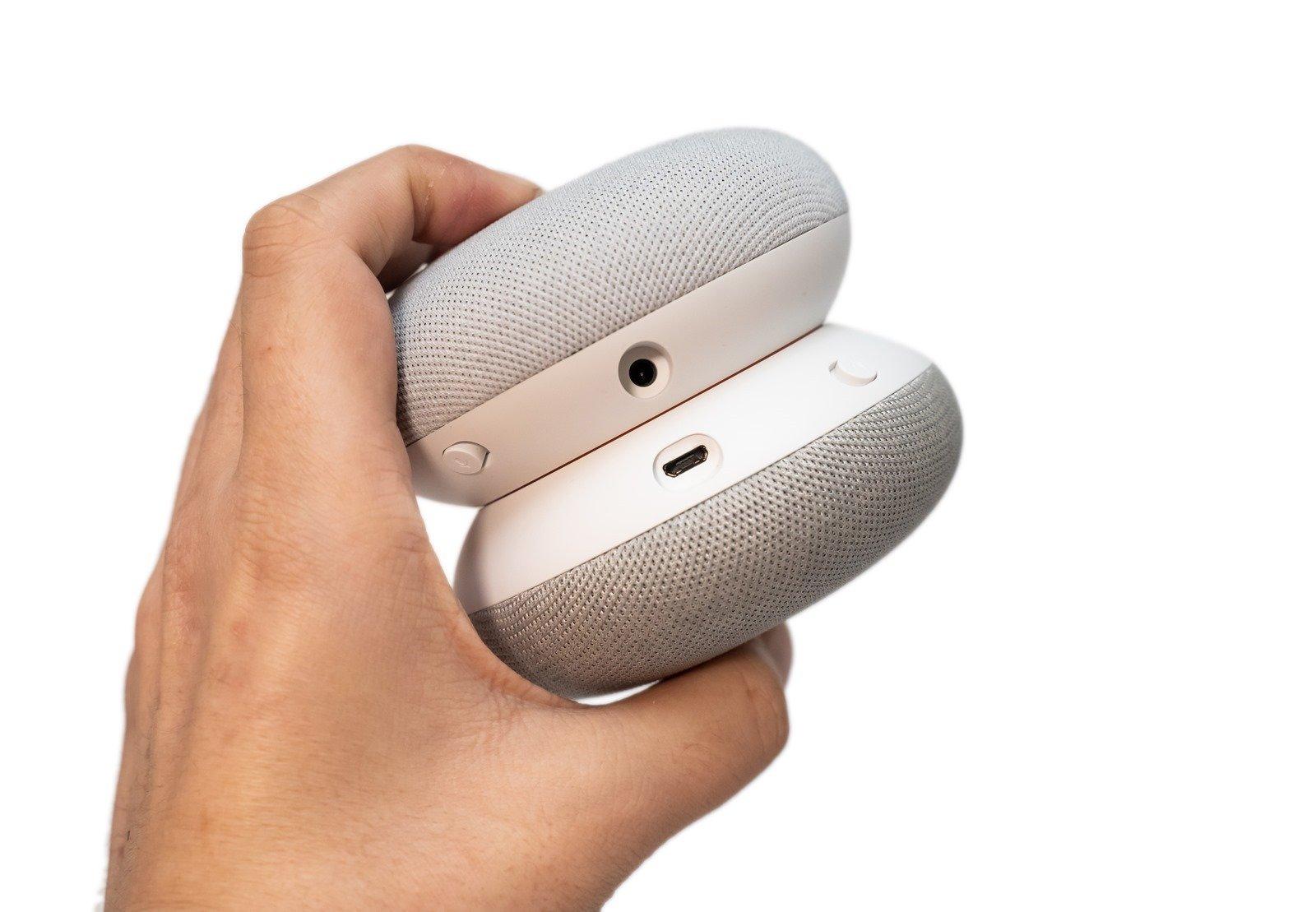 最推薦入手智慧音箱 Google Nest Mini 開箱與分享!開箱 / 使用技巧 / 版本差異 @3C 達人廖阿輝