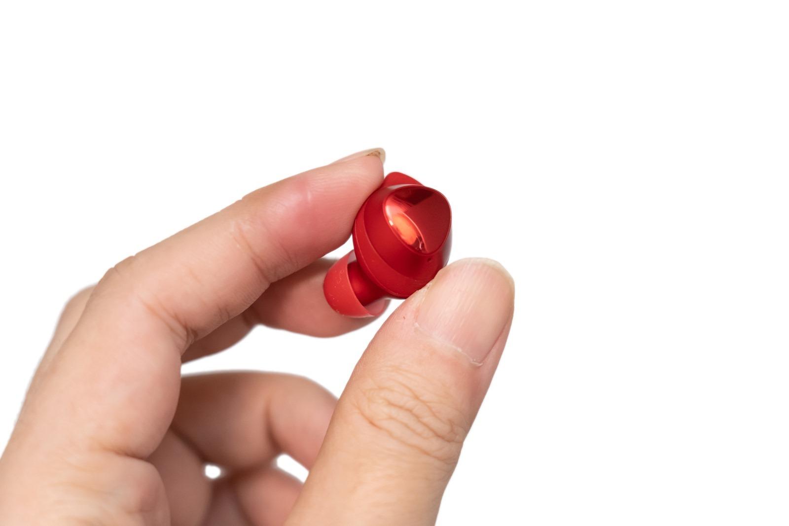 紅色版將要上市!三星真無線耳機 Galaxy Buds+ 魅力新色「石榴紅」開箱搶先看 @3C 達人廖阿輝