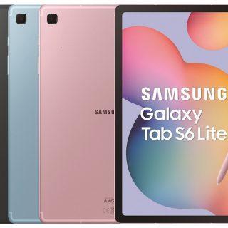 三星推出 Galaxy Tab S6 Lite 為學習注入新動力 超大 81.1% 螢幕占比、全新升級 S Pen 新寫來潮 生活需求一把罩 @3C 達人廖阿輝