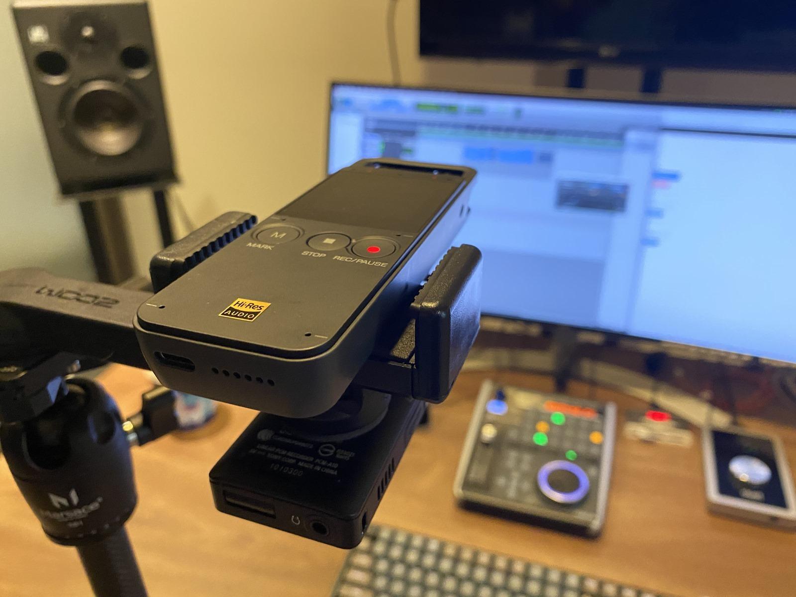 搜狗 Sogou E1 智能錄音筆 vs Sony A10 錄音音質比對測試 @3C 達人廖阿輝
