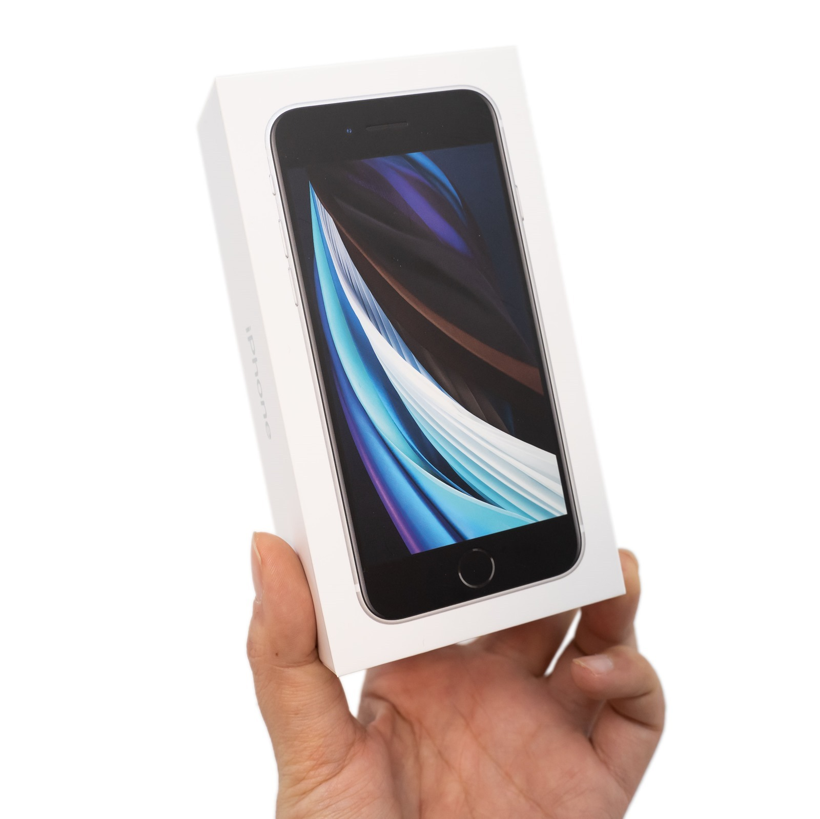 台版 iPhone SE 2 開箱 (白色款),看看盒中有什麼?( iPhone SE 2 (2020) unboxing) @3C 達人廖阿輝