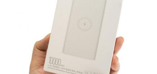 無線行動電源只要 NT$595 更超值!『10000 小米行動電源 3 無線版 超值版』開箱分享 @3C 達人廖阿輝