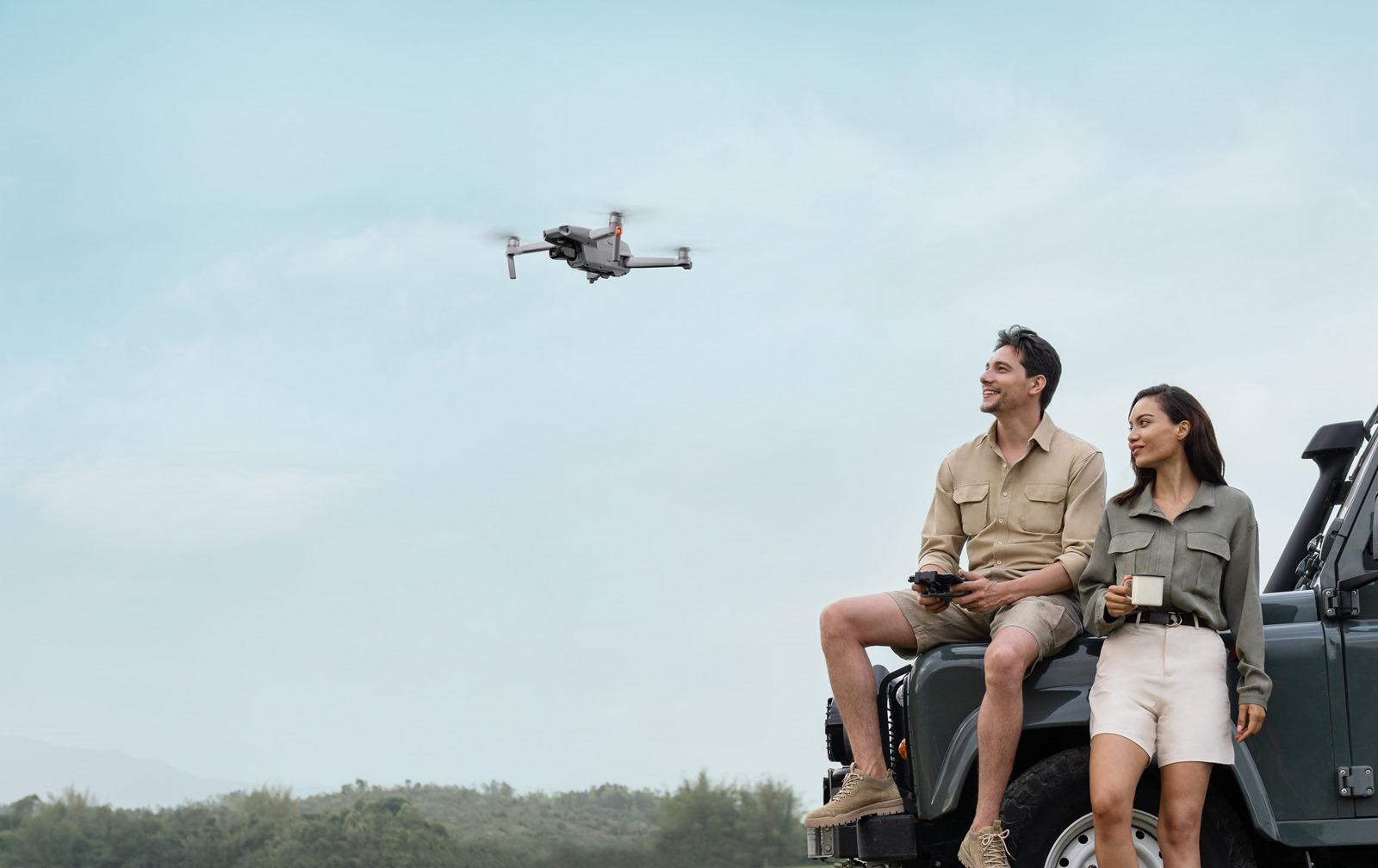 DJI 發佈 Mavic Air 2,令航拍創作更進一步!DJI 迄今為止最智能、安全、易用的消費級航拍機,革新航拍創作體驗 @3C 達人廖阿輝