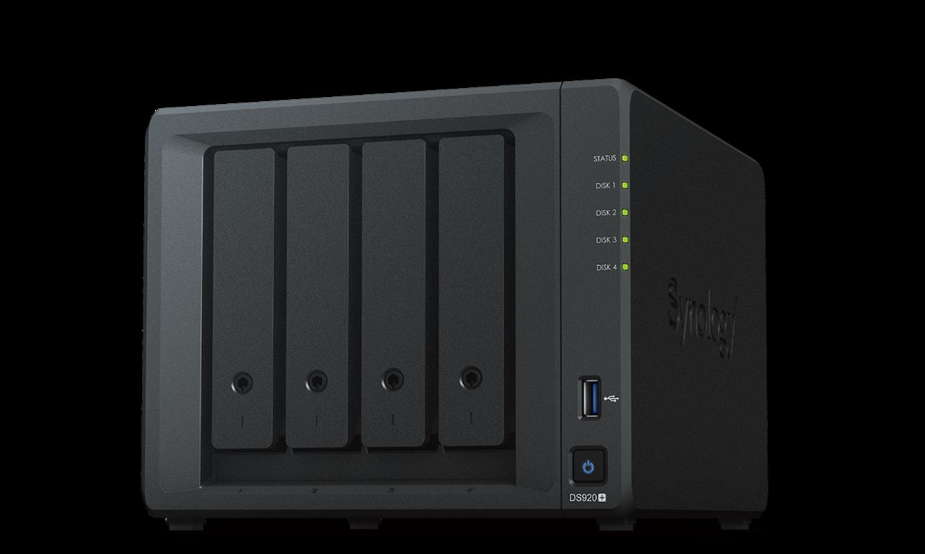 群暉科技 Synology 推出四款 Plus 系列新產品,DS220+、DS420+、DS720+ 及 DS920+,為進階用戶與企業多工環境所設計的資料管理解決方案 @3C 達人廖阿輝
