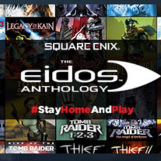 宅在家打遊戲就可以拯救世界!Square Enix Eidos Anthology 公益限時特惠 54 款遊只要 0.5 折!(含遊戲中文清單) @3C 達人廖阿輝