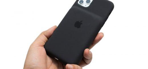 iPhone 11 Pro Max 聰穎電池護殼入手分享 + 電力實測 @3C 達人廖阿輝