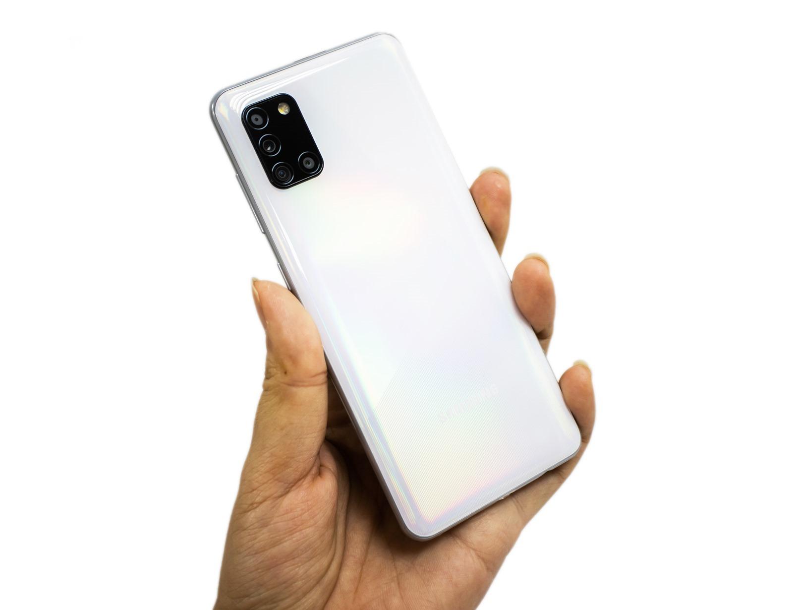 免萬元還有大電池!三星 Galaxy A31 性能電力實測 @3C 達人廖阿輝