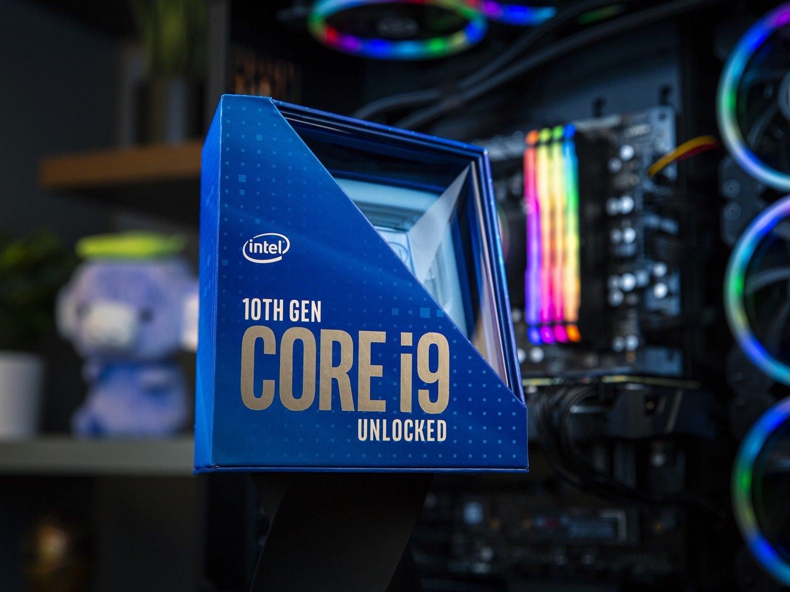 英特爾推出地表最快電競處理器!推出第 10 代 Intel® Core™ S 系列桌上型電腦處理器 @3C 達人廖阿輝
