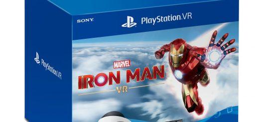 鋼鐵人新作來啦!『漫威鋼鐵人 VR』豪華全配包 將於 7 月 3 日推出,免費體驗版即刻開放下載! @3C 達人廖阿輝