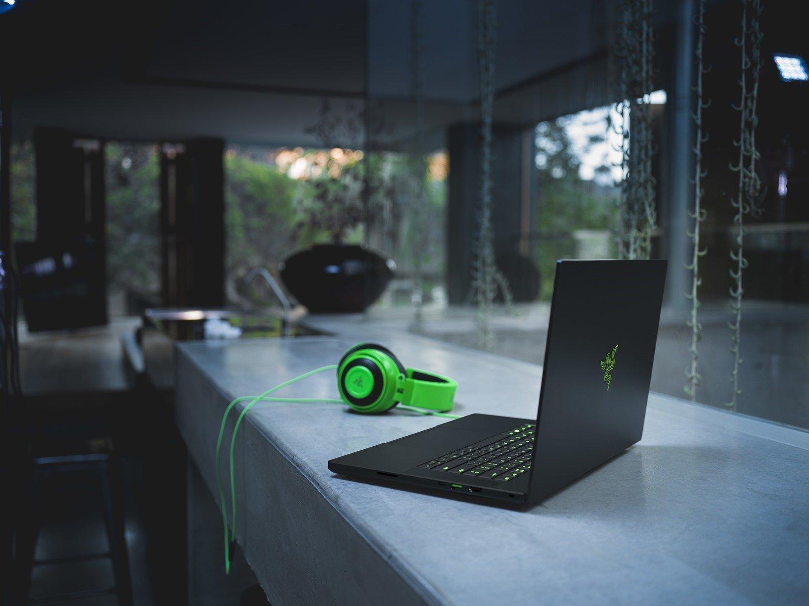 全新 RAZER BLADE 系列電競筆電!為追求極致的玩家而創造 @3C 達人廖阿輝