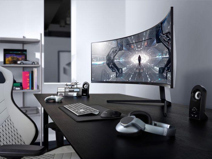 【新聞照片 5】Odyssey-G9 全球首款雙 2K 曲面電競螢幕-49 吋超廣視角-競敵無所遁形.jpg @3C 達人廖阿輝