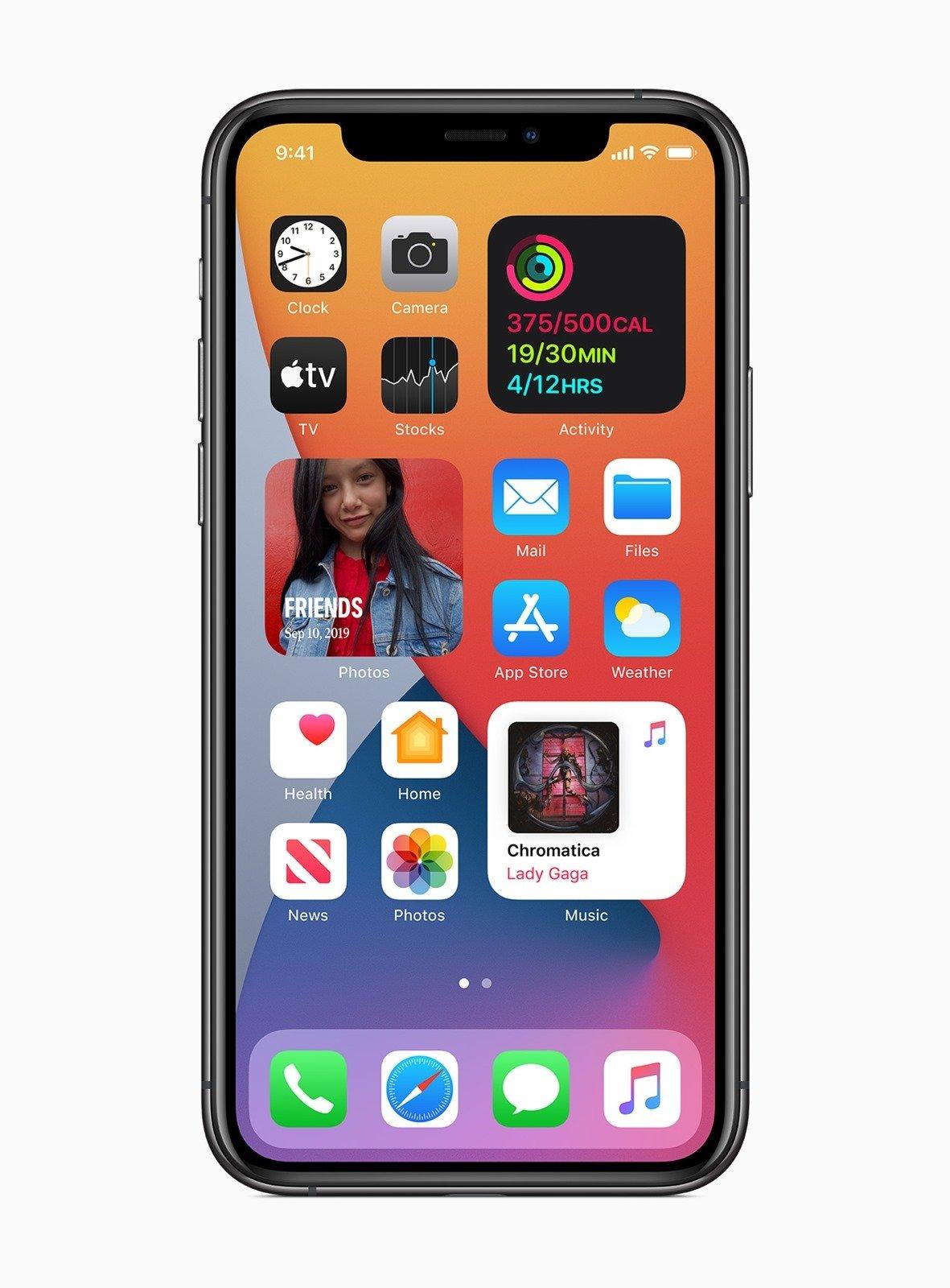 [WWDC 2020] Apple 推出 iOS 14,塑造全新 iPhone 體驗!帶來全新方式,讓您自訂「主畫面」、利用 App Clips 探索和使用 app,還有用「訊息」保持聯繫。一般使用者下月可以參加 Beta 測試 @3C 達人廖阿輝