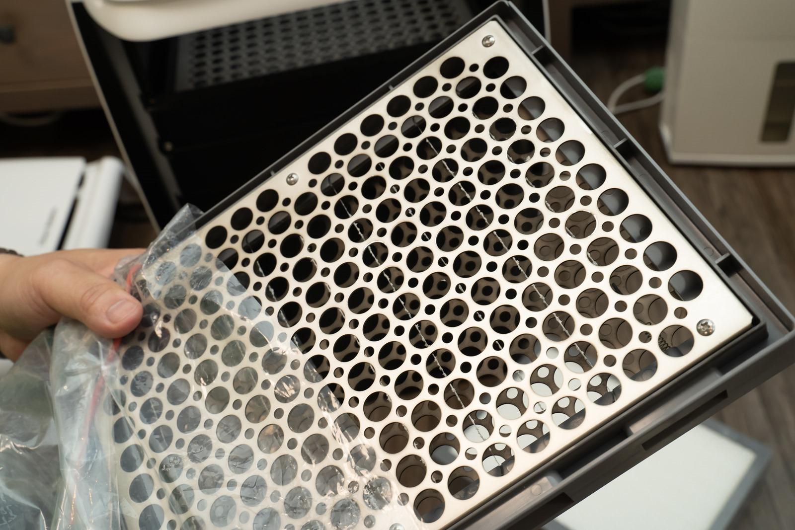 不只有 HEPA 濾網,還有電漿滅菌!居家防疫就靠克立淨 A71 電漿滅菌空氣清淨機,給你真正的好空氣! @3C 達人廖阿輝