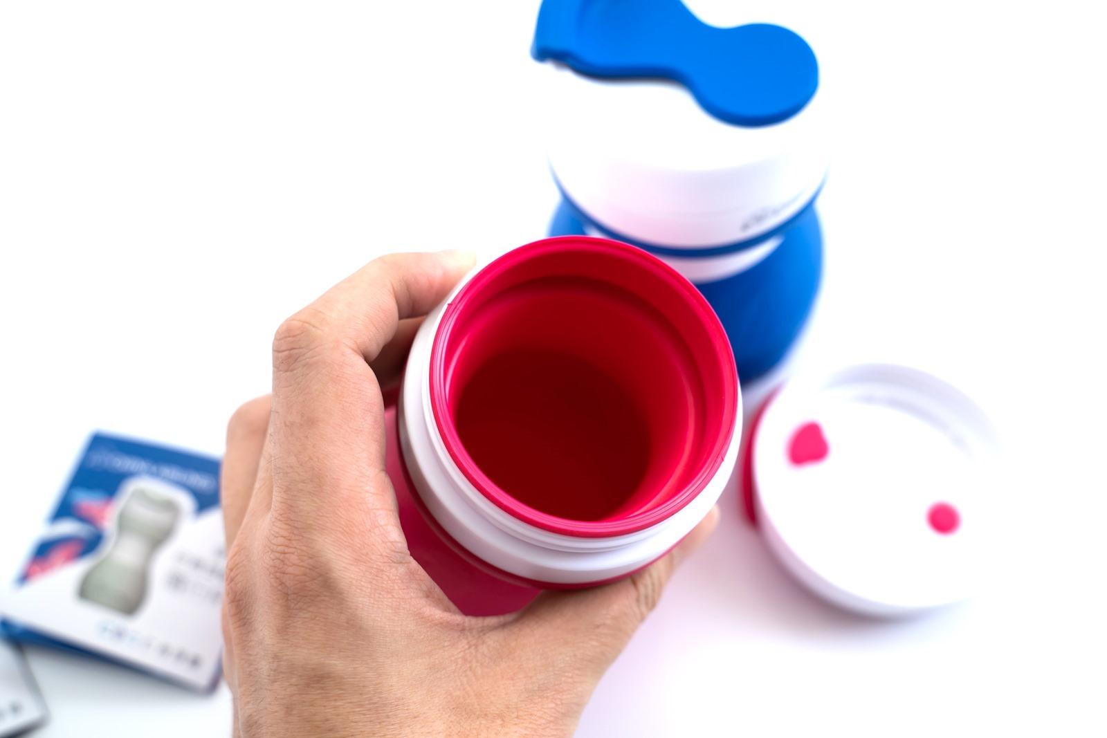 華航推出新款可上飛機杯「矽緻摺疊隨行杯」開箱分享!( China Airlines Foldable Platium Silicone cups set unboxing) @3C 達人廖阿輝