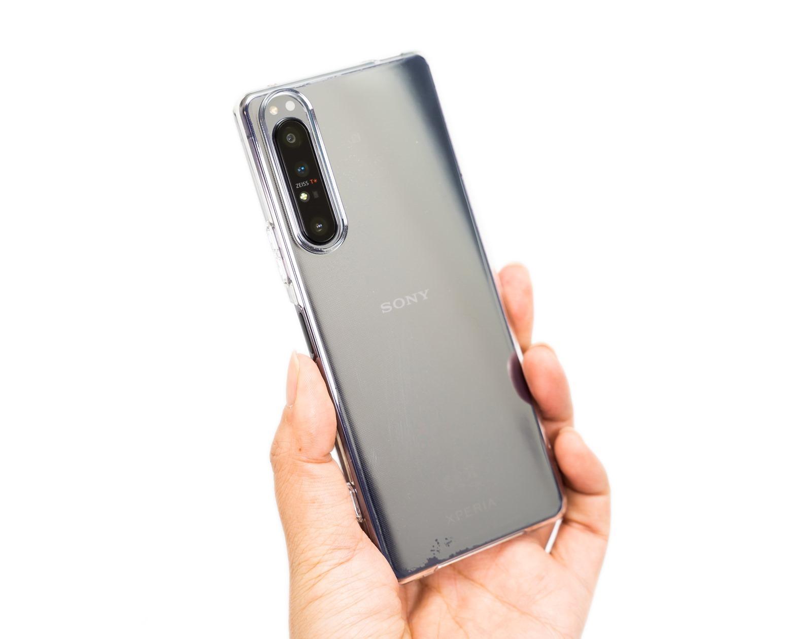 RASTA BANANA 新素材 Tritan 高透明保護殼 for Sony Xperia 1II / 10 II 入手簡單開箱分享 @3C 達人廖阿輝