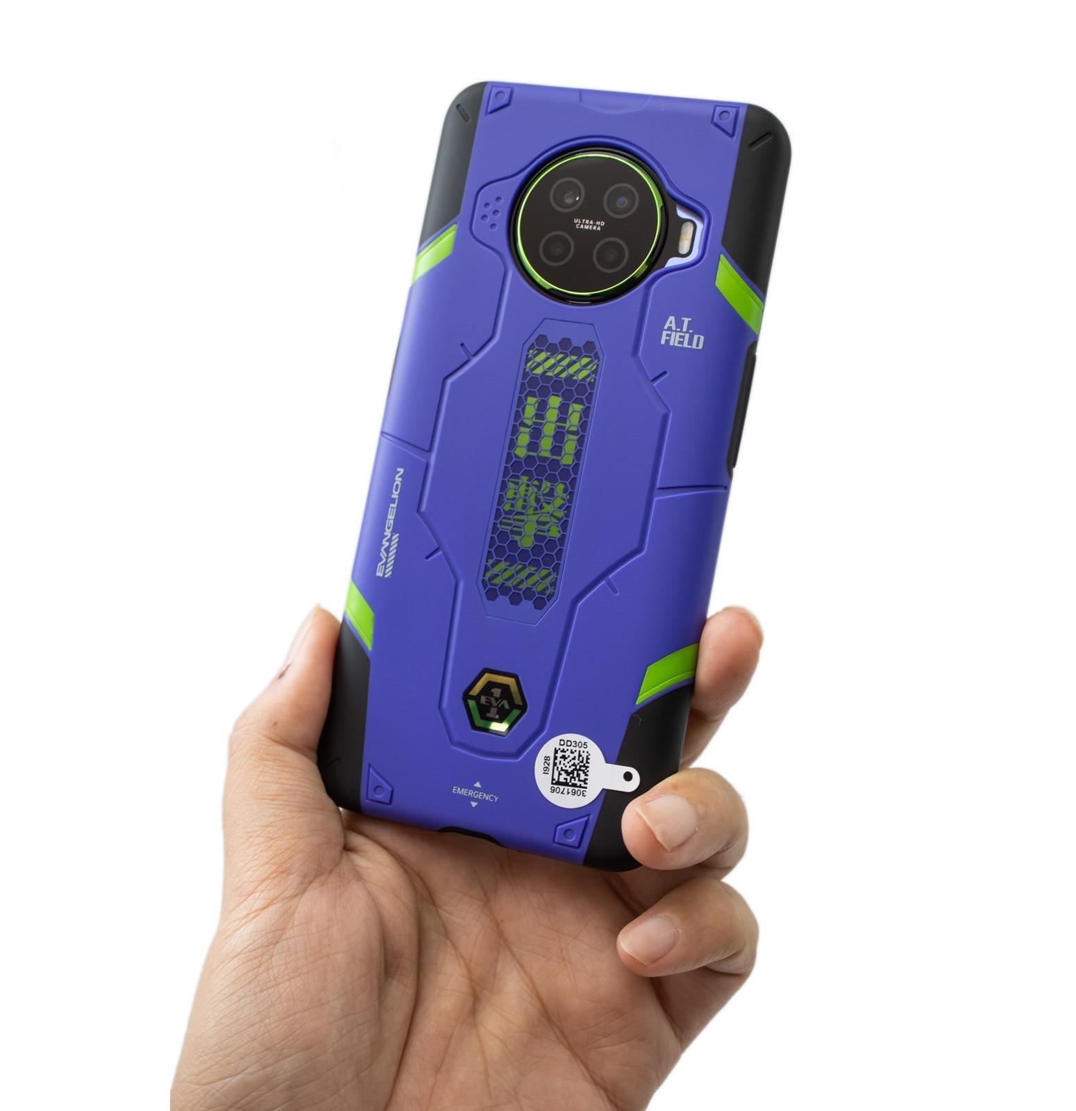 超有誠意 OPPO Reno ACE2 新世紀福音戰士限定版 (1) 全球限量一萬台開箱分享(圖多注意)還有無線充電器 @3C 達人廖阿輝