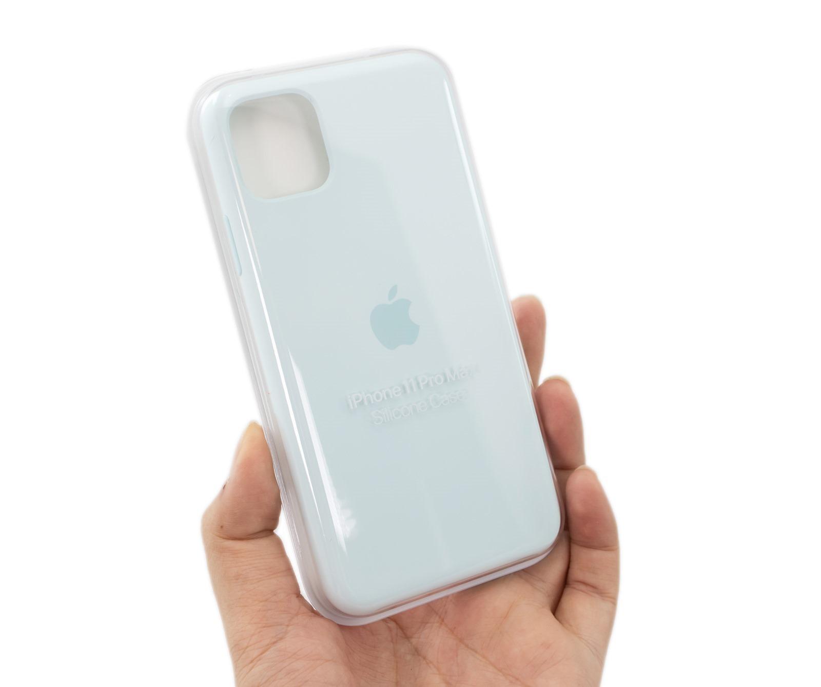 Apple 新色配件!夏天感十足『浪花綠色』iPhone 11 Pro 矽膠保護殼 入手開箱分享 @3C 達人廖阿輝
