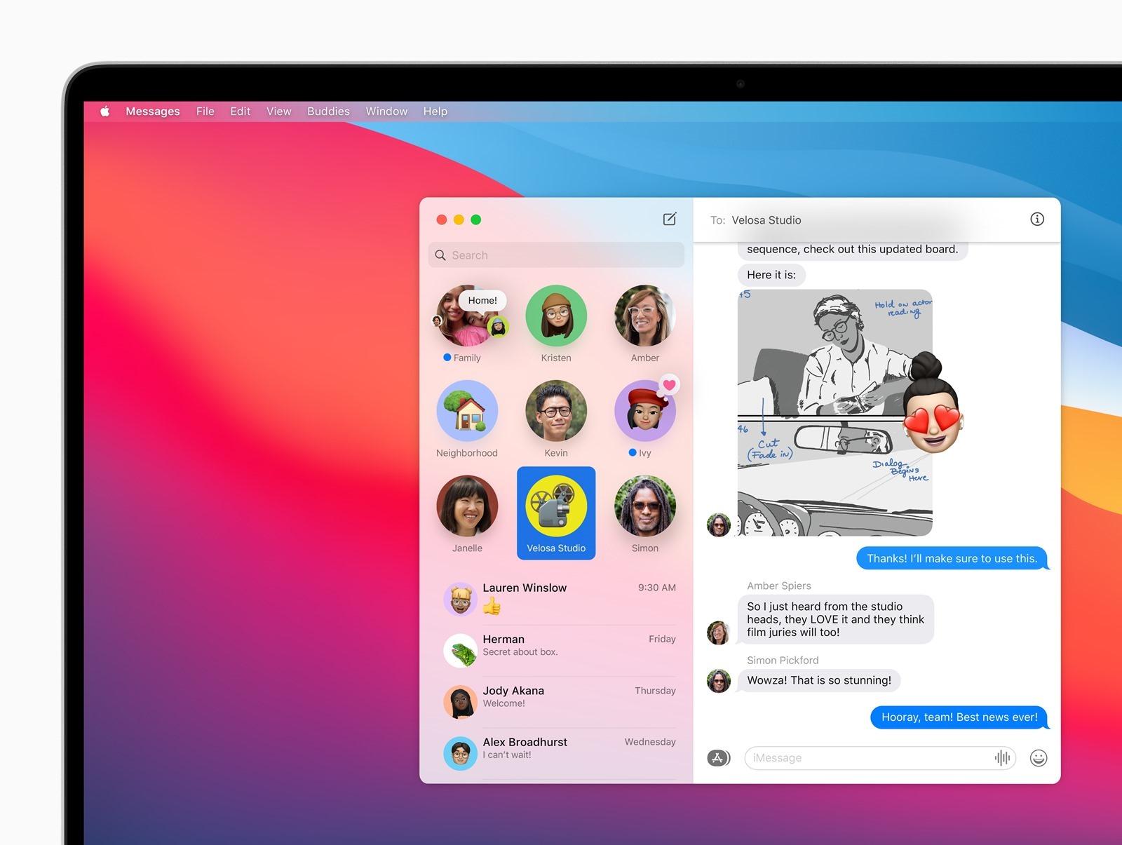 [WWDC 2020] Apple 以精美的全新設計推出 macOS Big Sur @3C 達人廖阿輝