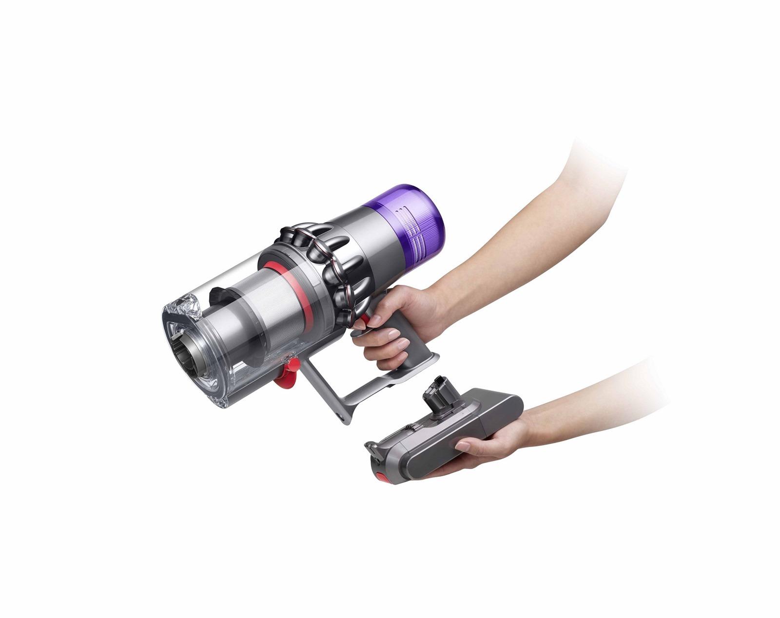 新一代 Dyson V11 吸塵器在台發表!全新可替換電池設計 節能模式下可達 120 分鐘強勁續航力 @3C 達人廖阿輝