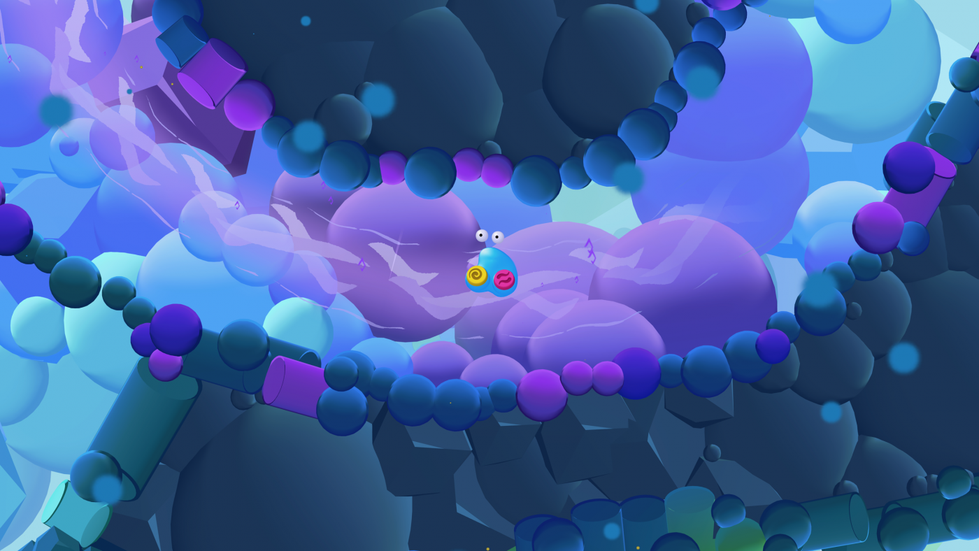 Apple Arcade 新增一款音樂益智冒險遊戲『The Lullaby of Life @3C 達人廖阿輝