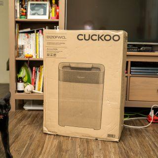 Cuckoo 福庫無線充電式空氣清淨機開箱!HEPA 電漿二合一、可無線使用、具定時開/關功能超便利! @3C 達人廖阿輝