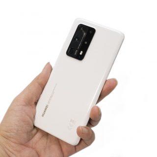 華為超大杯 P40 Pro+ 入手!拍照之外性能電力表現如何?實測看看 @3C 達人廖阿輝