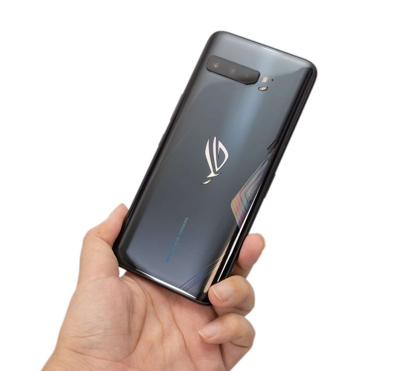ASUS ROG Phone 3 性能測試 / 完整電力實測 / 不同更新率測試 / 旗艦機排行 @3C 達人廖阿輝