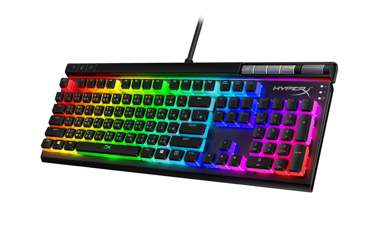 滿足遊戲、日常娛樂需求 HyperX Alloy Elite 2 機械式電競鍵盤正式開賣 前 25 名至 PC Party、硬派精璽購買 Alloy Elite 2 鍵盤,即可免費獲得 Pulsefire Core 電競滑鼠乙支 @3C 達人廖阿輝