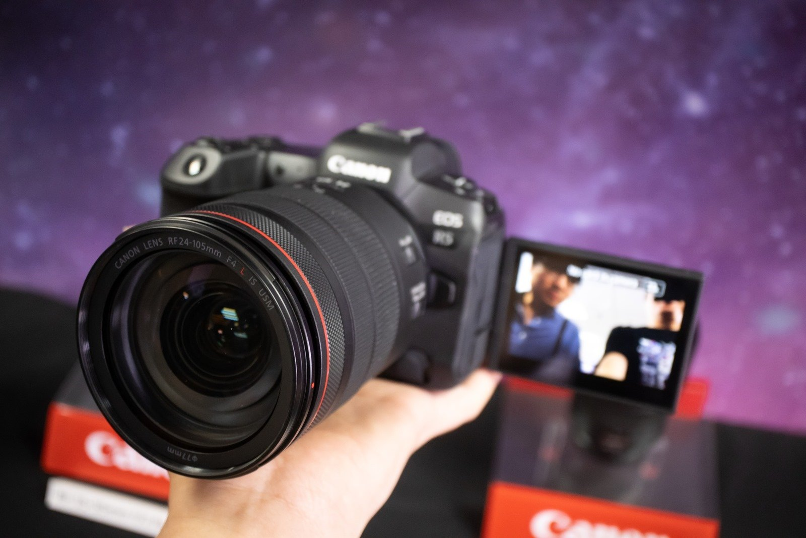 Canon 全球亮相 新一代全片幅無反光鏡單眼 EOS R5 與 EOS R6 與四款 RF 鏡頭 / 兩款 RF 增距鏡 @3C 達人廖阿輝