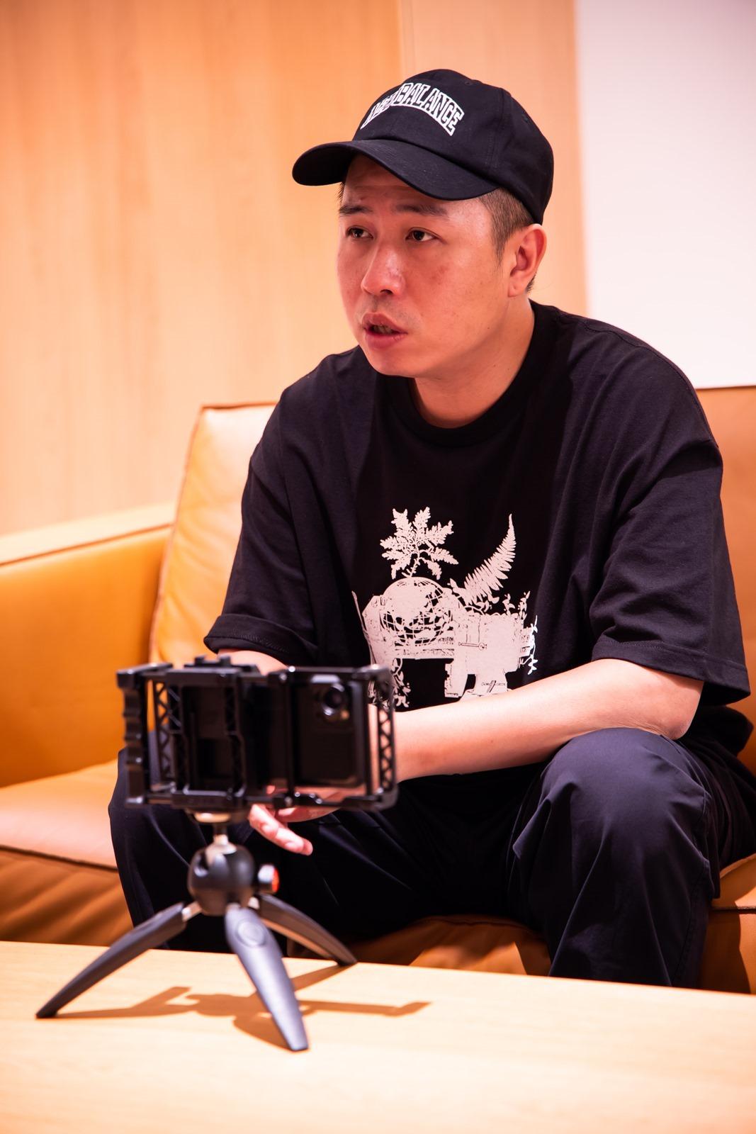邁向未來挑戰不可能!廖明毅導演首部 iPhone 全拍攝電影『怪胎』@3C 達人廖阿輝