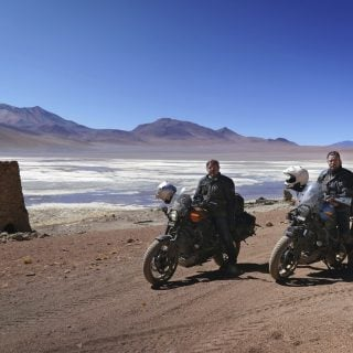 Apple TV+ 將播出伊旺麥奎格與查理布爾曼的全新電動摩托車環球長征之旅『Long Way Up』 @3C 達人廖阿輝
