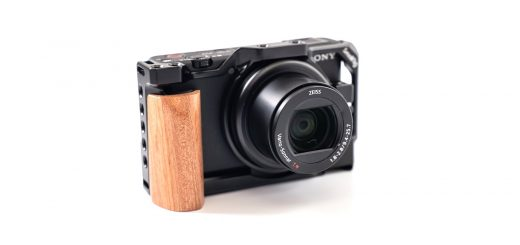 讓 Sony ZV-1 更好用的 SmallRig 配件開箱分享 (SmallRig Cage with Wooden Handgrip for Sony ZV-1 2937) @3C 達人廖阿輝