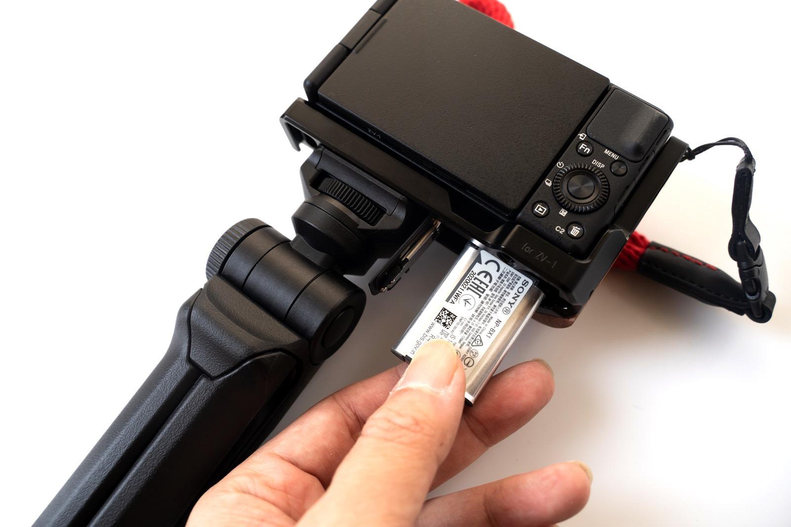 讓 Sony ZV-1 更好用的 SmallRig 配件開箱分享 (SmallRig Cage with Wooden Handgrip for Sony ZV-1 2937) @3C 達人廖阿輝