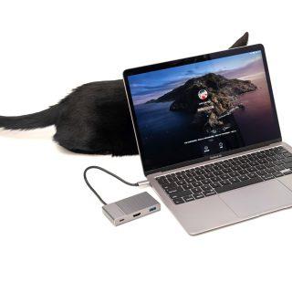 超越自己的美型高速 Hub 首選 HyperDrive Gen2 USB-C Hub!支援 USB 3.1 Gen 2 提昇兩倍速度!(同場加映 HyperDrive 7-in-2 USB-C Hub 二代) @3C 達人廖阿輝