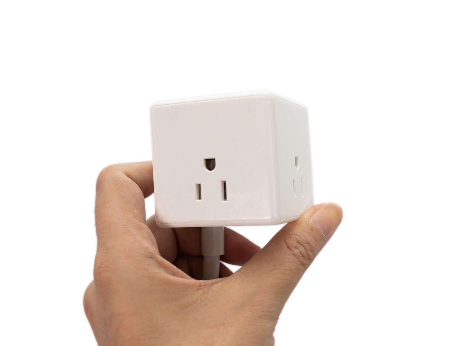 米家魔方延長線開箱!一樣便宜 + 方塊造型更方便使用! @3C 達人廖阿輝