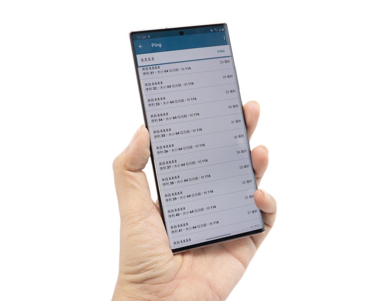 [實測] Note 20 Ultra 會不會有爆 Ping 問題?實測錄影紀錄 @3C 達人廖阿輝