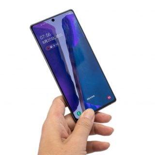 [實測] 台版三星 Galaxy Note 20 性能電力測試 @3C 達人廖阿輝